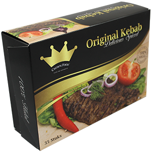 Kebab (Original) Merk: Crown Food